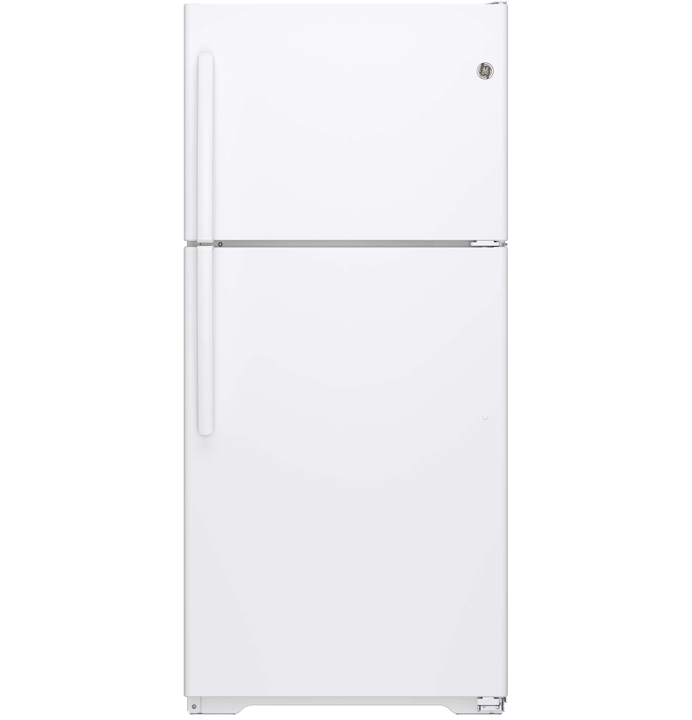 GE® ENERGY STAR® 18.2 Cu. Ft. Top Freezer Refrigerator
