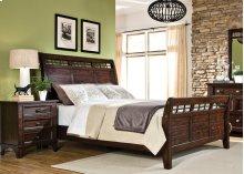 Hayden Sleigh Bed