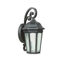 Minarets Lake Collection Eleven-Inch CFL Exterior
