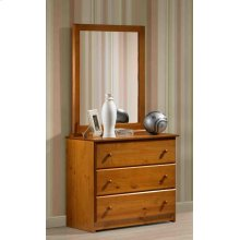 tucson Single Dresser With Mirror