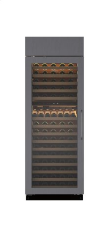 "30"" Built-In Column Wine Storage - Panel Ready"
