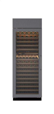 "30"" Built-In Column Wine Storage - Panel Ready"