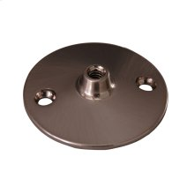 Ceiling Support Flange - Brushed Nickel