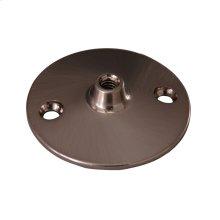 Ceiling Support Flange - Brushed Nickel