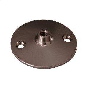 Ceiling Support Flange - Brushed Nickel Product Image