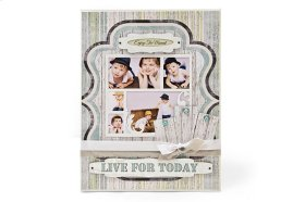 """Canon 12"""" X 16"""" Live for Today Canvas Photo canvas"""
