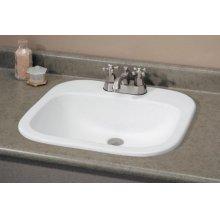 IBIZA Drop-in Sink