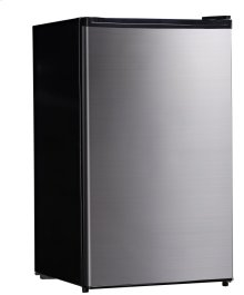 Arctic King 4.4 Cu. Ft. Compact Refrigerator - Stainless Steel Look