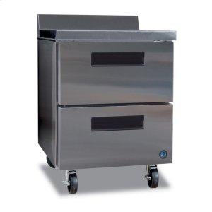 HoshizakiRefrigerator, Single Section Worktop with Drawers