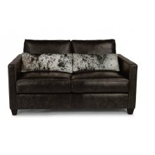 Roscoe Leather Loveseat