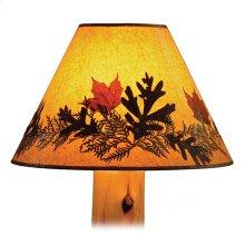 Large Lamp Shade Foliage