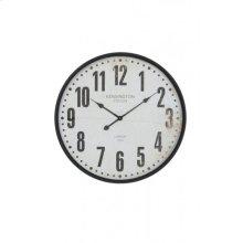 Clock 67x6 cm ROGERS beige