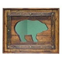 Bear Mirror