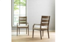 High Line by Rachael Ray Ladder Back Arm Chair