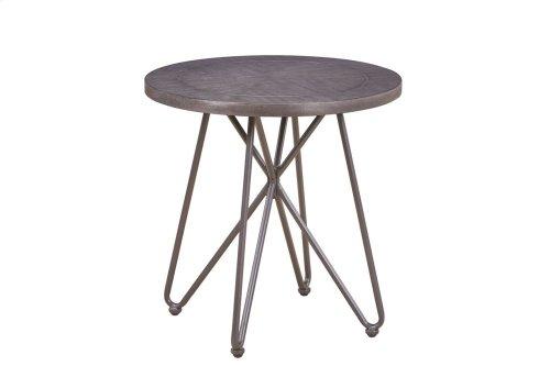 """Derek Round Cocktail Table 36"""" x 36"""" x18"""" (30mm thickness)"""