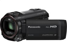 Full HD Enhanced Audio WiFi Camcorder