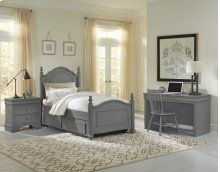 Poster Bed (available in twin or full)