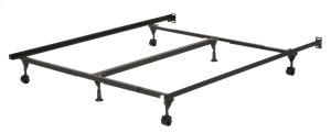 Insta-Lock I-PK470 Queen/King Deluxe Bed Frame with Rollers