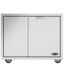 "30"" Cad Grill Cart, Series 7"