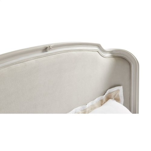 Clementine Court Spoon Full Shelter Bed