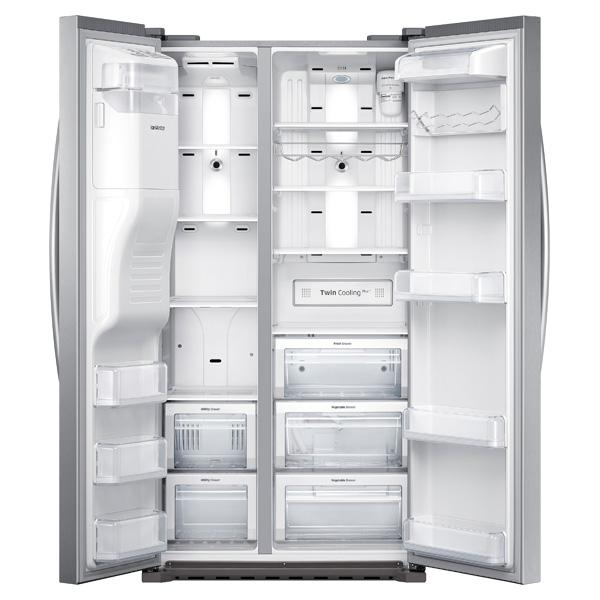 Find Samsung Refrigerators In Mass Side X Side Rs22hdhpnsr