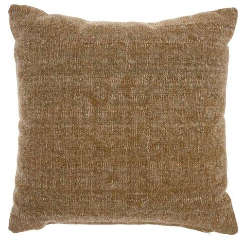 "Life Styles Gt626 Beige 18"" X 18"" Throw Pillows"