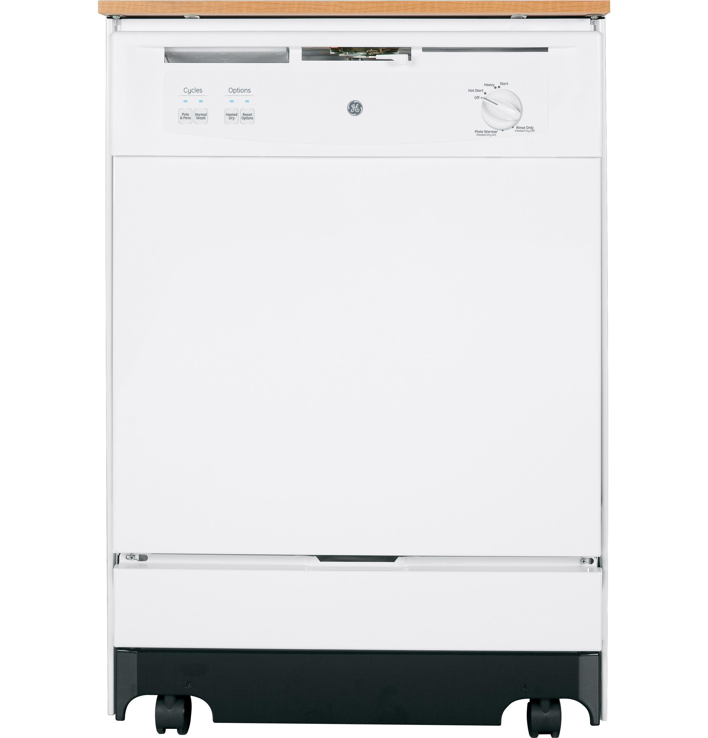GE(R) Convertible/Portable Dishwasher