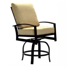 3223 Swivel Balcony Barstool