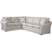 Wexler Two-Piece Corner Sectional
