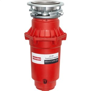 Waste disposers WDJ75 Product Image