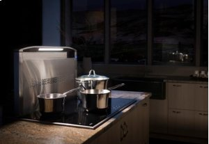 "Cattura Downdraft Ventilator - 30"" Stainless Steel"