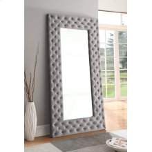 Upholstered Floor Mirror-grey #vb126-20