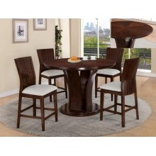 Daria Counter Height Round Table