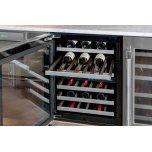 Freedom(r) Wine Cooler With Glass Door T24uw920ls