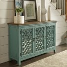 3 Door Accent Cabinet Product Image