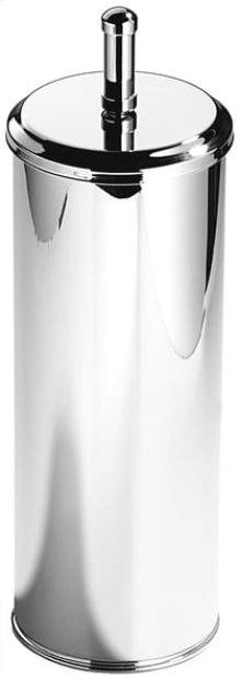 Satin Nickel (us15) Spare paper holder