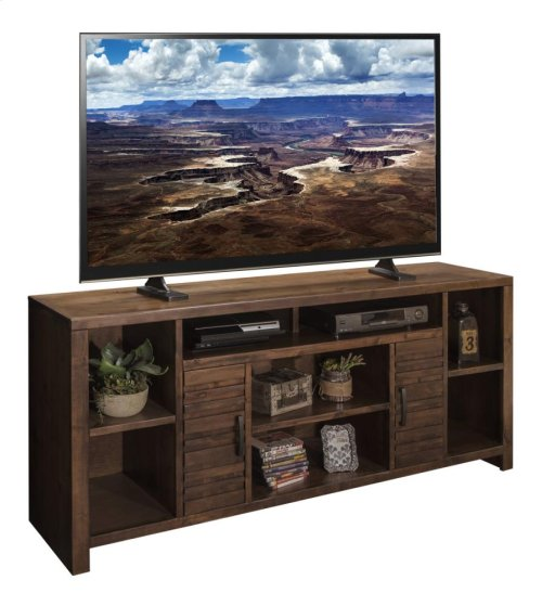 "Sausalito 74"" TV Console"