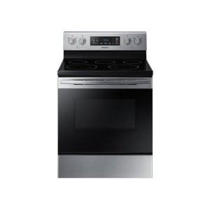 Samsung5.9 cu.ft. Freestanding Electric Range in Stainless Steel