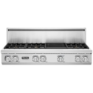 "Viking48"" 7 Series Gas Rangetop, Natural Gas"