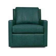 Leather Maverick Swivel Chair 2D069AL