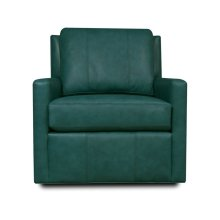 Leather Maverick Swivel Chair 2D069AL