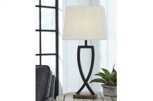 Metal Table Lamp