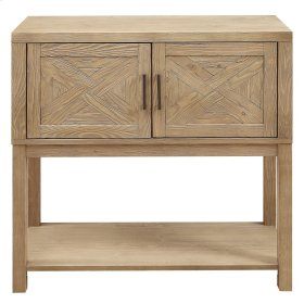 Hager Console/Cabinet in Natural