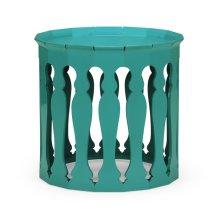 Moorish Sofa Tables (Aruba Blue)