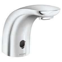 M-POWER chrome sensor-operated lavatory faucet