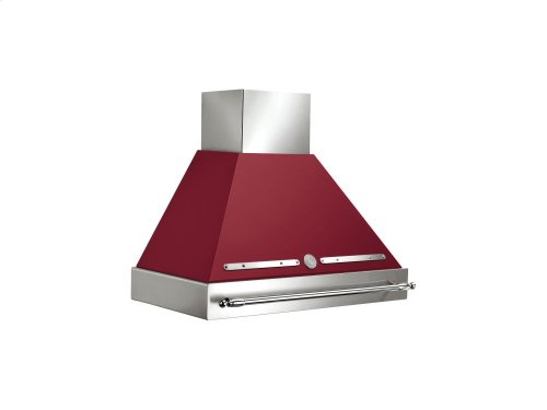 36 Canopy and Base Hood Matt Burgundy