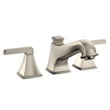 Connelly Three-Hole Roman Filler Trim - Brushed Nickel