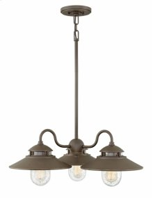 Oil Rubbed Bronze Atwell Exterior Ceiling Mount