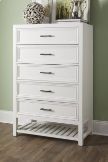 Chest - Tuxedo White Finish