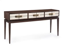 Allegro Three-Drawer Console Table